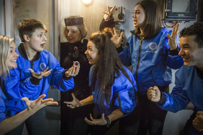The Crystal Maze - Manchester Tickets