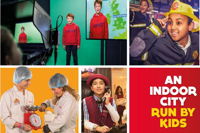 KidZania London Tickets