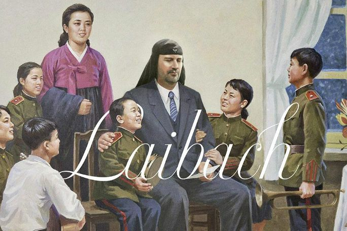 Laibach Live with Film Screening Tickets