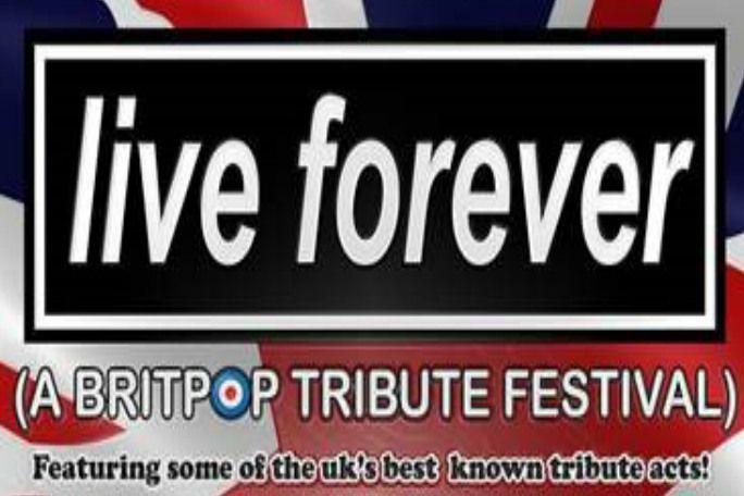 Live Forever - Britpop Tribute Festival feat Definitely Oasis + Blur2 + Pulp'd + Lucky Man (Verve) Tickets