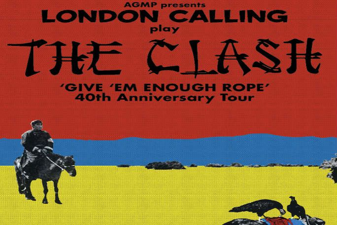 London Calling play The Clash Tickets