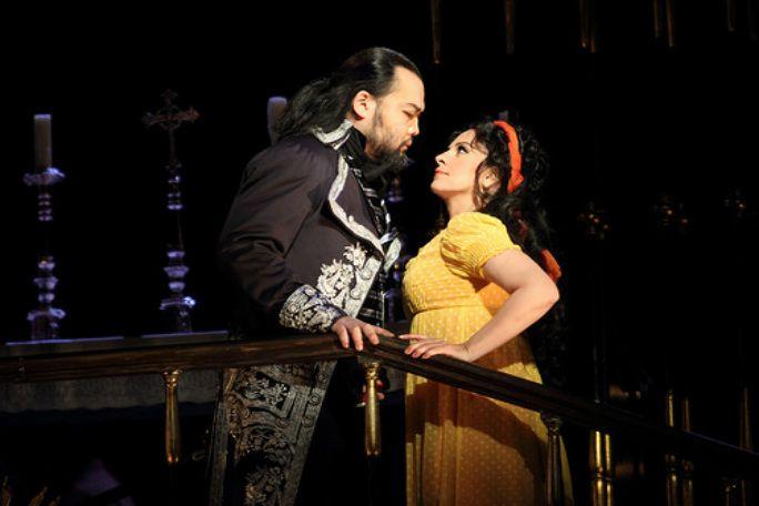 Tosca - Royal Opera  Tickets