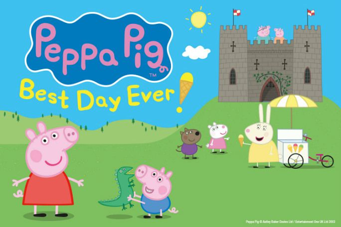 Peppa Pig's Best Day Ever Tickets