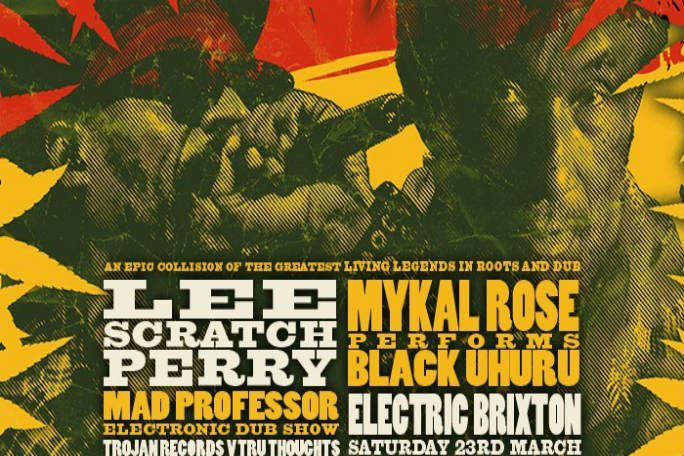 Lee Scratch Perry Tickets