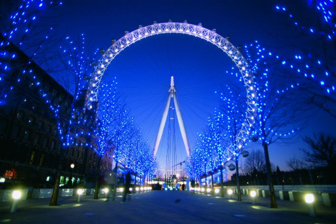 Coca-Cola London Eye Champagne Experience Tickets