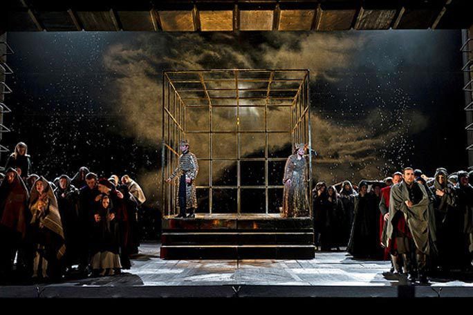 Macbeth - Royal Opera Tickets