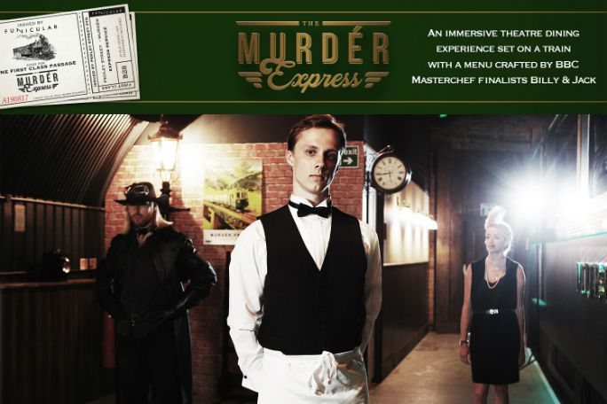 The Murder Express Tickets
