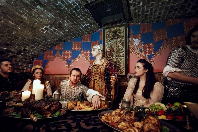 Medieval Banquet Tickets