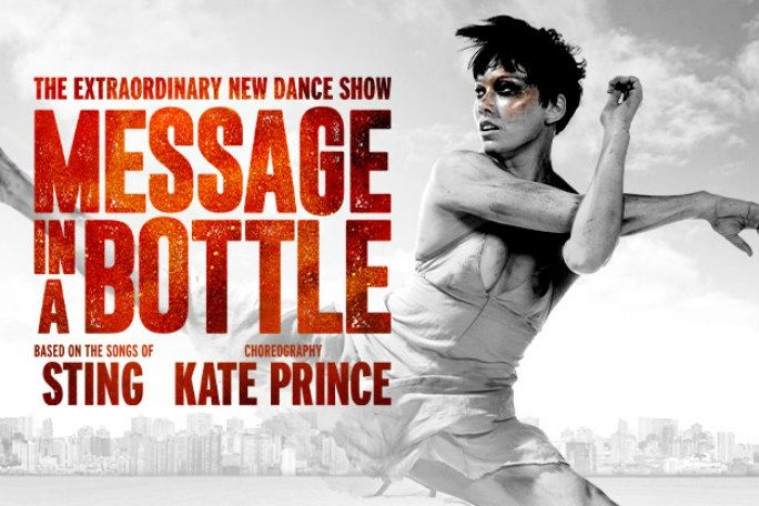 Message in a Bottle Tickets