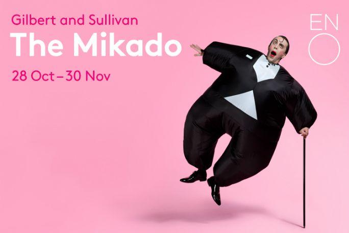 The Mikado Tickets