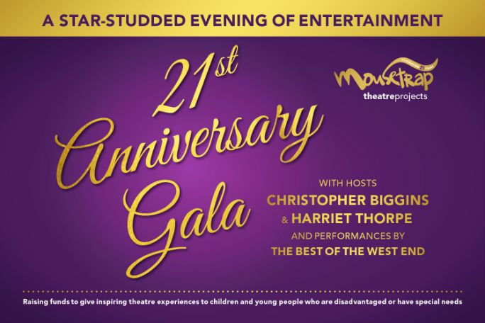 Mousetrap Theatre Projects 21st Anniversary Gala Tickets