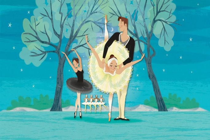 English National Ballet: My First Swan Lake Tickets