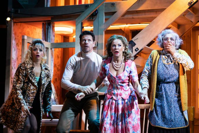 Noises Off  Tickets