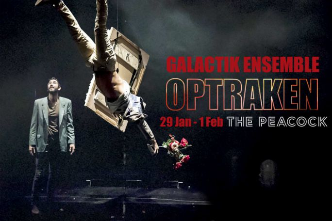 Galactik Ensemble - Optraken Tickets