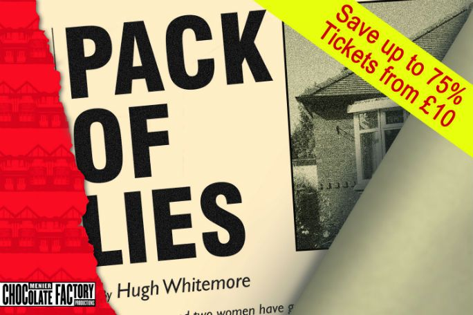 Pack of Lies Tickets