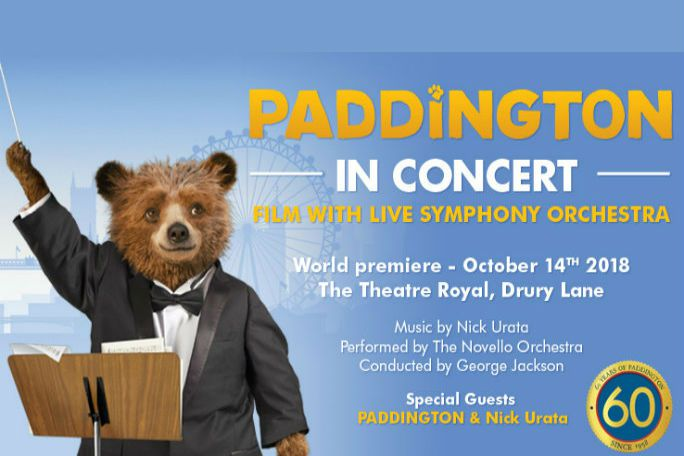 Paddington in Concert Tickets
