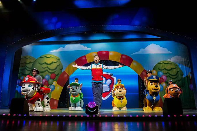 Paw Patrol Live! - Nottingham Tickets