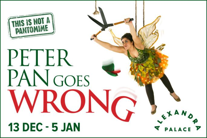 Peter Pan Goes Wrong Tickets