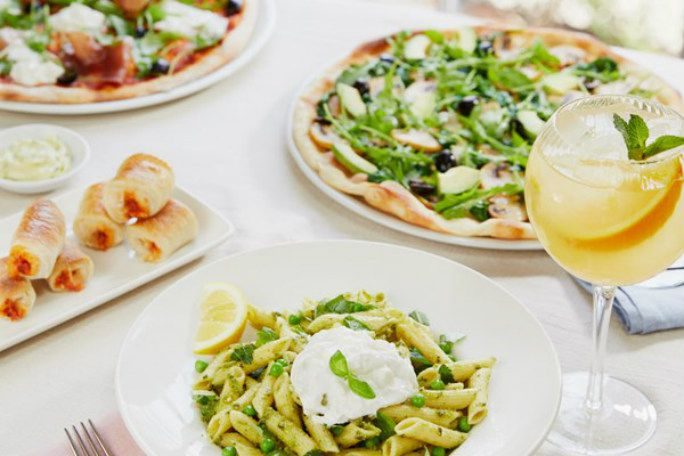 Pre-Theatre Meal at Prezzo Victoria Tickets
