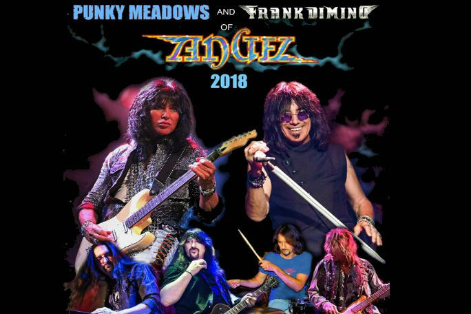 Punky Meadows & Frank Dimino of Angel Tickets