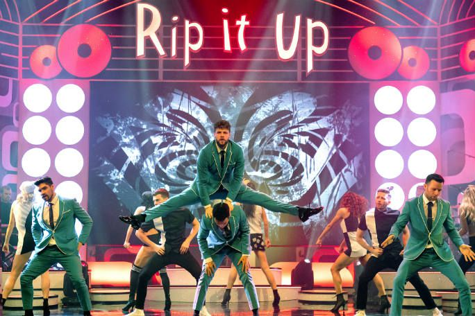 Rip It Up Tickets
