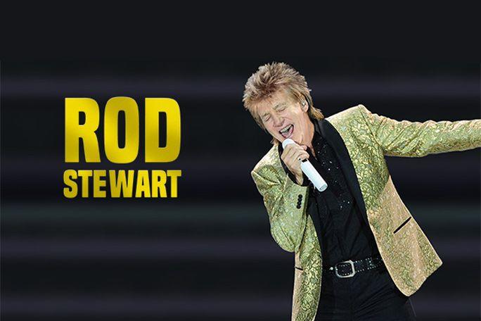 Rod Stewart - London Tickets