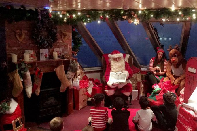 Sail with Santa Cruise Tickets