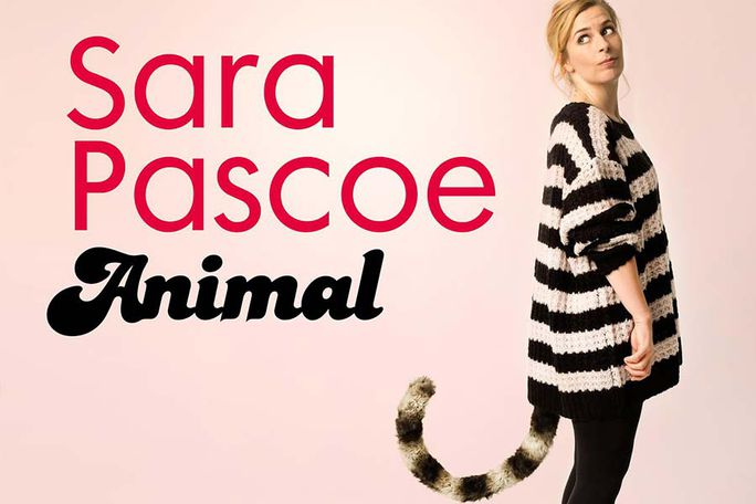 Sara Pascoe - Animal Tickets