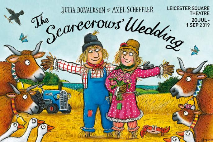 The Scarecrow's Wedding Tickets