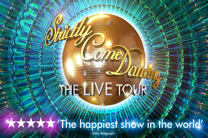 Strictly Come Dancing The Live Tour 2019 - The O2 Arena Tickets