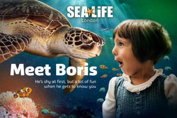 Sea Life London - Priority Entrance Tickets