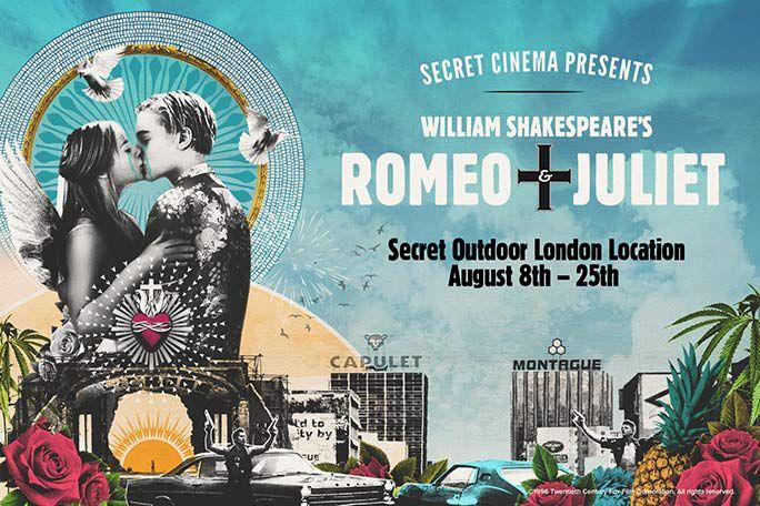 Secret Cinema - Romeo & Juliet Tickets