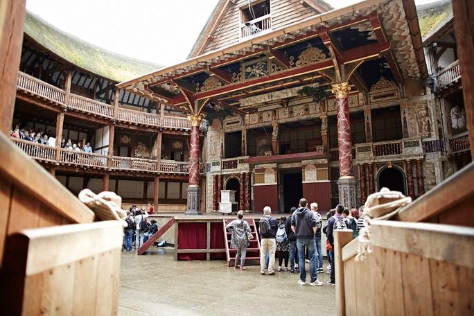Shakespeare's Globe Tour Tickets