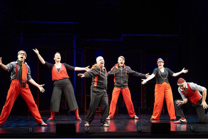 Showstopper The Improvised Musical Tickets