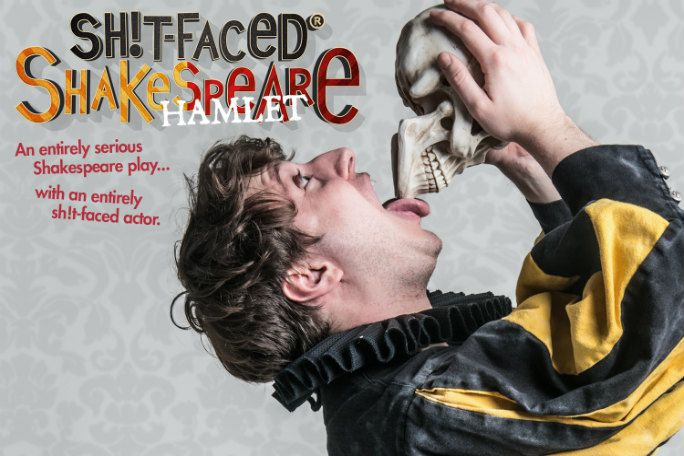 Sh*tfaced Shakespeare: Hamlet Tickets