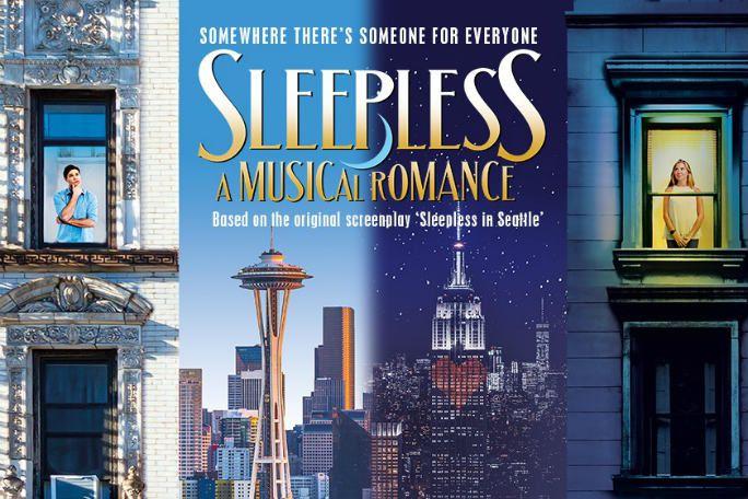 Sleepless: A Musical Romance Tickets