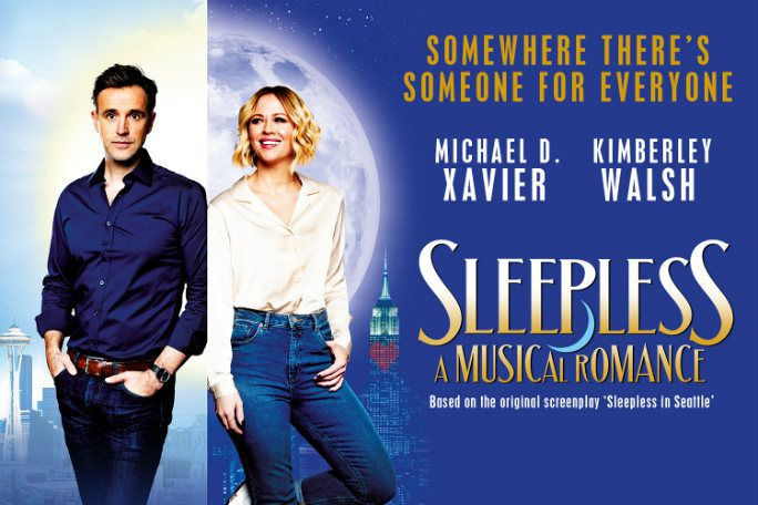 Sleepless: A Musical Romance Tickets