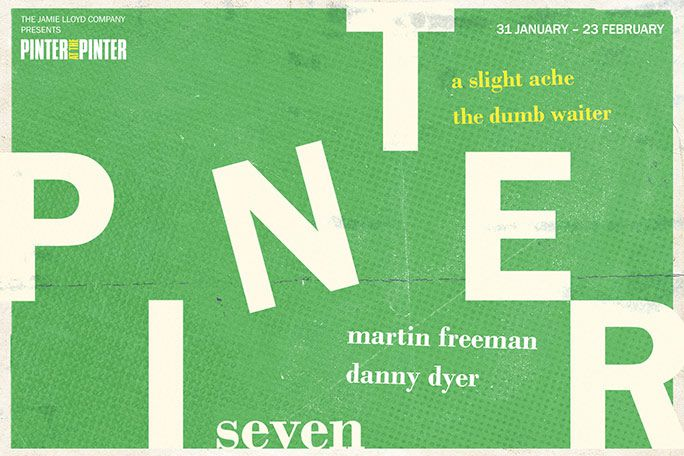 Pinter Seven: A Slight Ache / The Dumb Waiter Tickets