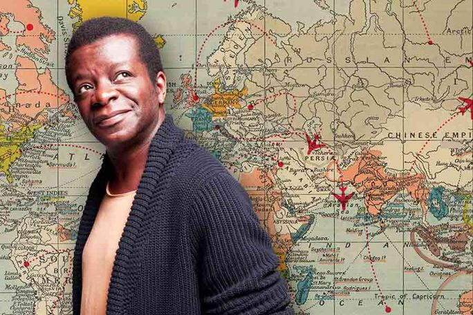 Stephen K Amos: World Famous Tickets