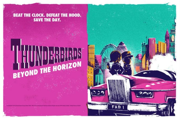Thunderbirds - Beyond the Horizon Tickets