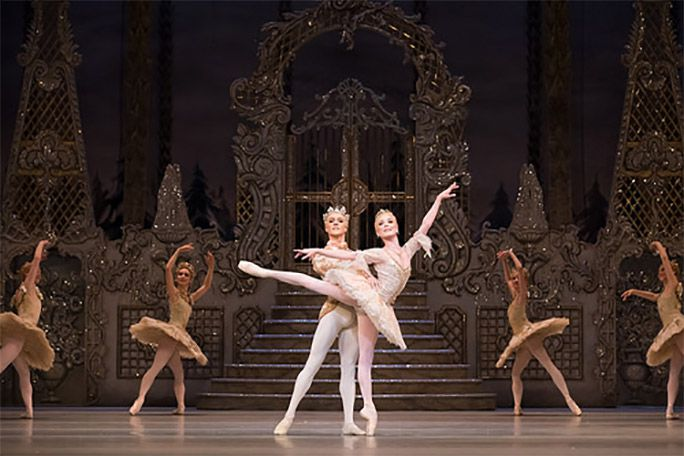 The Nutcracker - Royal Ballet Tickets