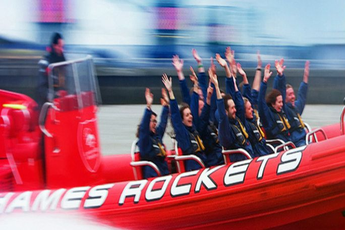 Thames Rockets: Break the Barrier Tickets