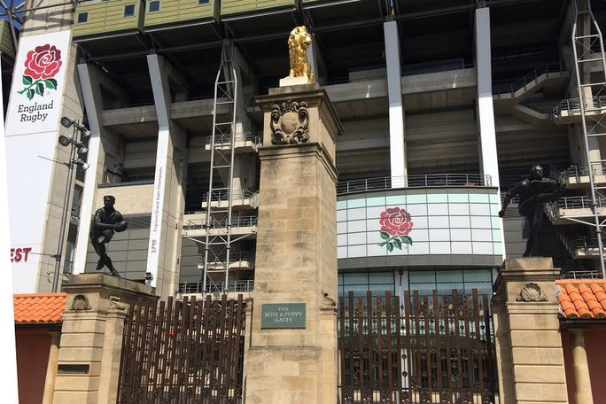 Twickenham Stadium Tours Tickets