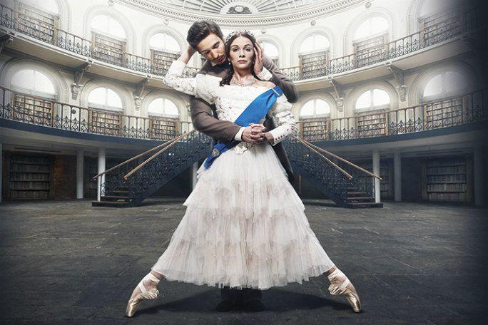 Victoria - Northern Ballet Tickets