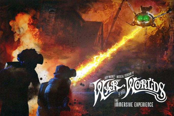 Jeff Wayne's The War of the Worlds - The Immersive Experience Tickets