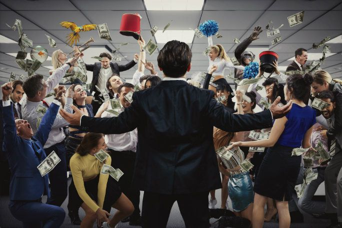 The Wolf of Wall Street Tickets