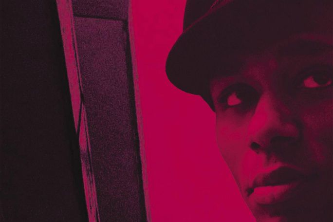 Yasiin Bey performs Mos Def - The Ecstatic Tickets