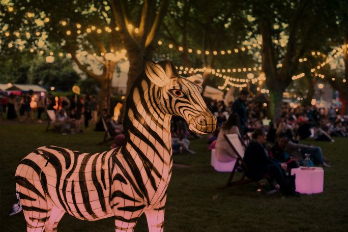 Zoo Nights at ZSL London Zoo Tickets