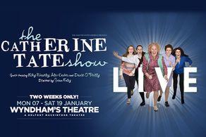 Thea Catherine Tate Show Live