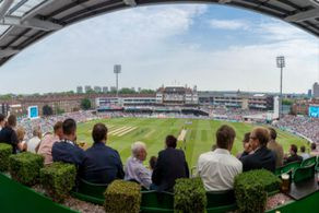 Kia Oval Afternoon Tea